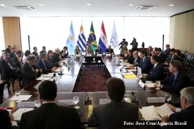 Mercosul e UE retomam negociação com expectativa de fechar um acordo até o mês de março