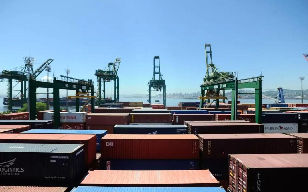 Balança comercial tem superávit de US$ 968 milhões na 3ª semana do mês