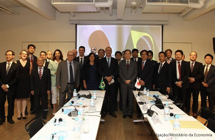 """Japão apoia a entrada do Brasil na OCDE o """"quanto antes"""", diz vice-ministro japonês em São Paulo"""