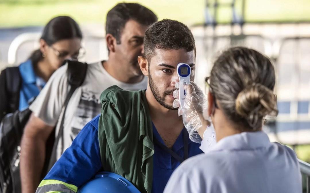 Portos do Paraná reforça medidas para prevenir COVID-19