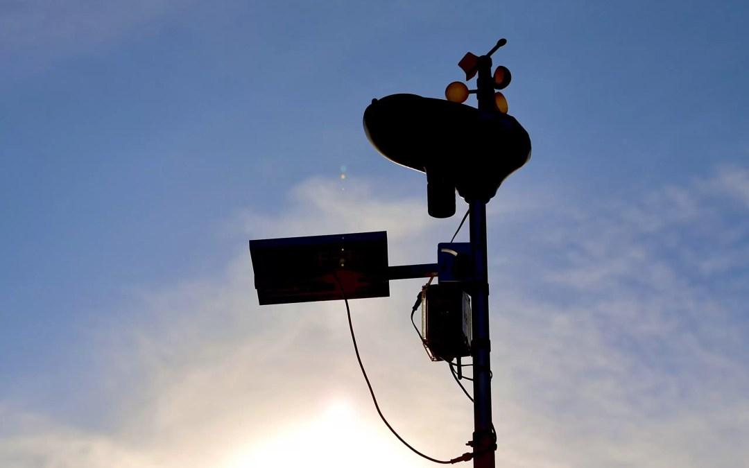 Porto de Paranaguá implanta estação meteorológica para evitar acidentes