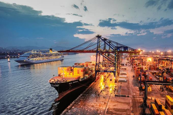 Exportação do Brasil para os EUA aumenta 32,9% no 1º semestre, diz Amcham