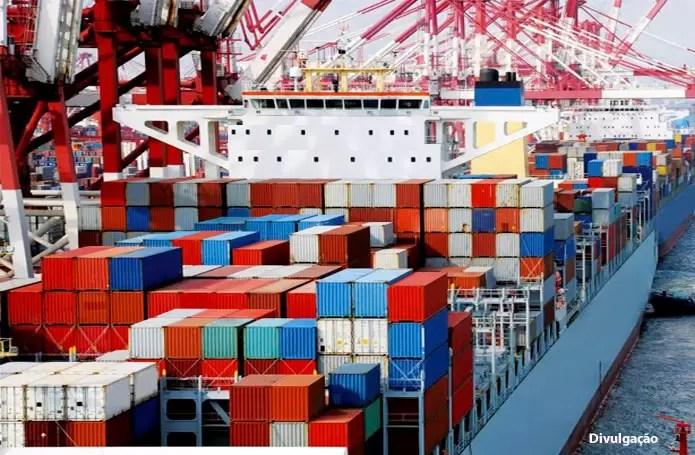 Superávit comercial tem alta de 43,4% e soma US$ 45,99 bilhões no acumulado de 2021