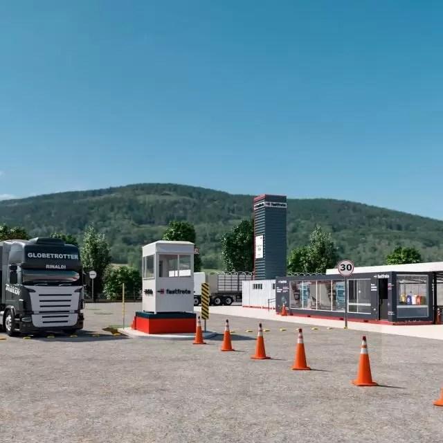 Paranaguá ganha pátio para 240 caminhões com vigilância 24h