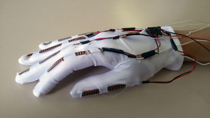 Arduino project robotic hand celebratelife