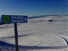 Pista slittini Alpe di Siusi