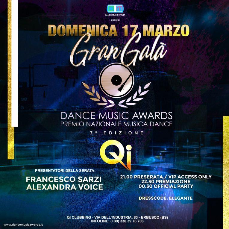 Dance Music Awards: anche la dance ha i suoi Oscar!