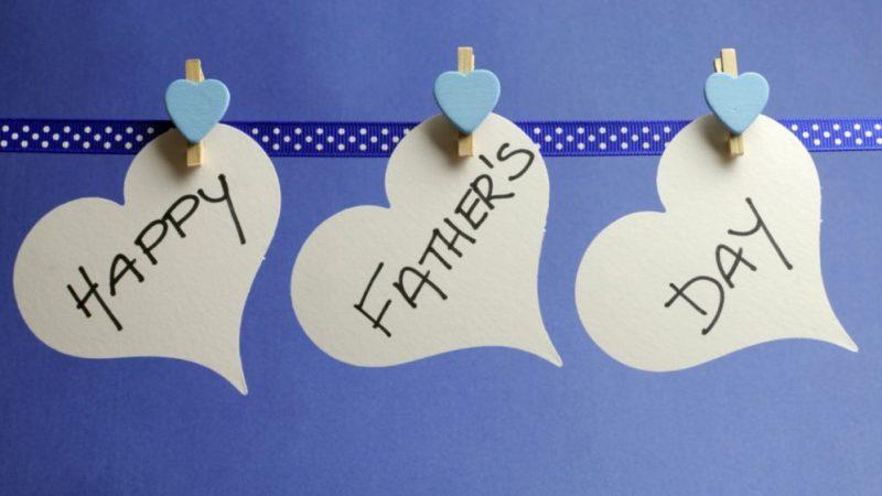 Festa del papà: i vip non si tirano indietro