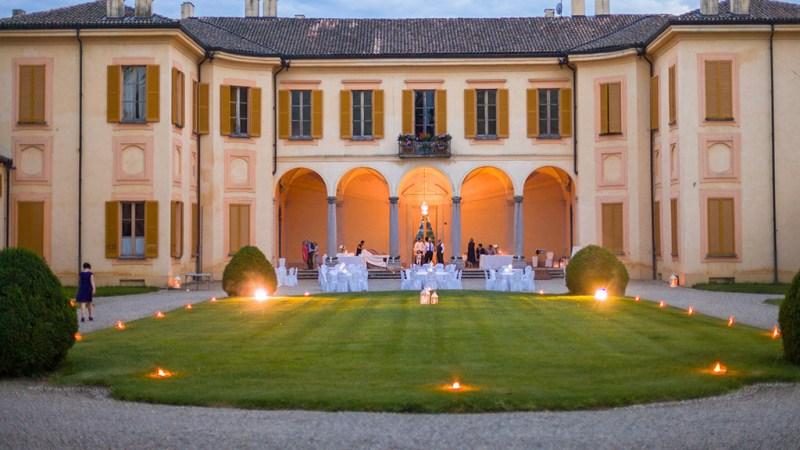 Non una semplice location: Villa Botta Adorno