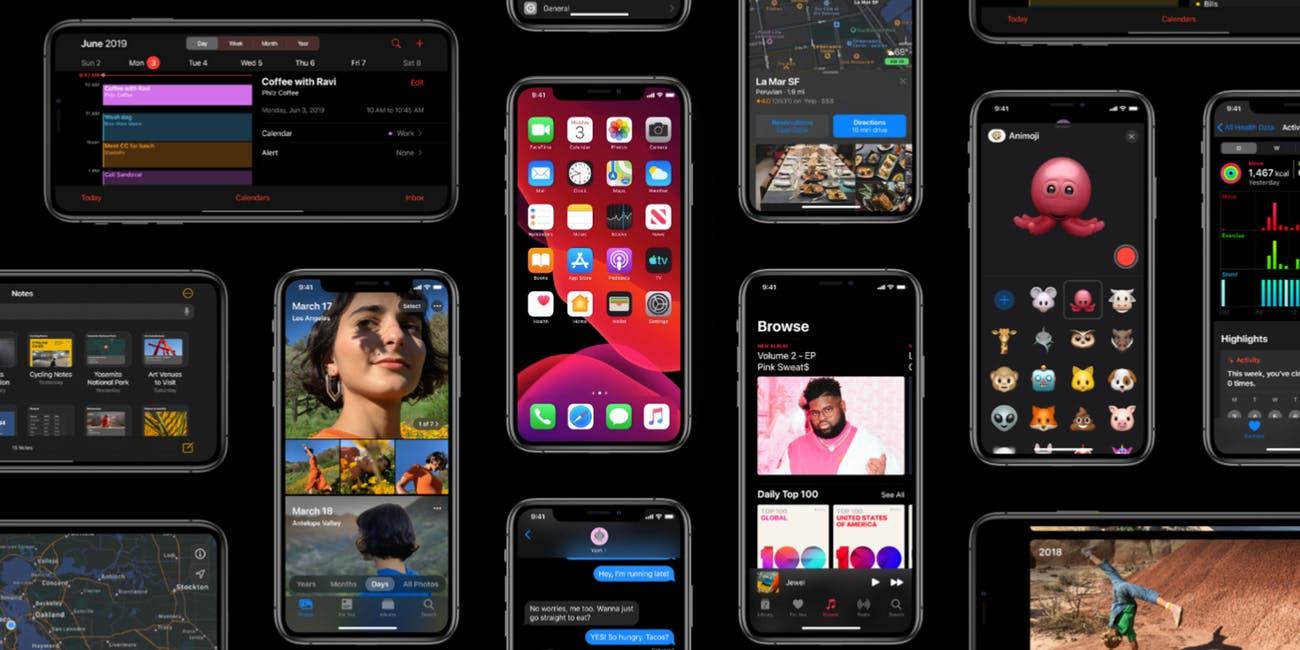L'ultima innovazione di casa Apple: iOS13