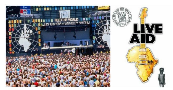 13 luglio 1985: il mondo unito da un concerto