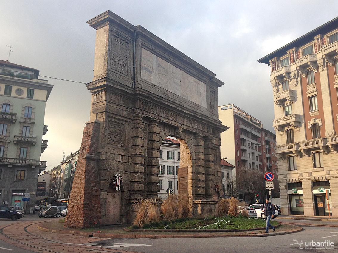 Milano da scoprire: Porta Romana