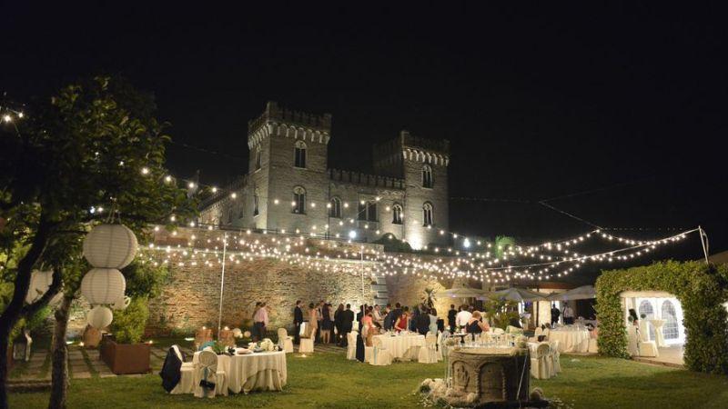 Non una semplice location: il Castello Bevilacqua