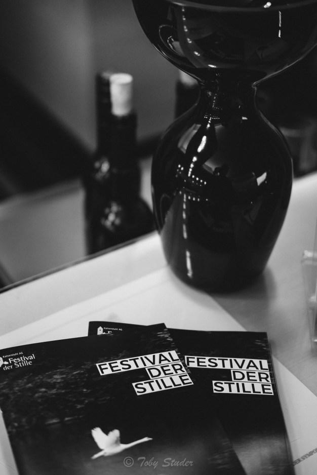 CheRoba at the Festival der Stille, August 2017