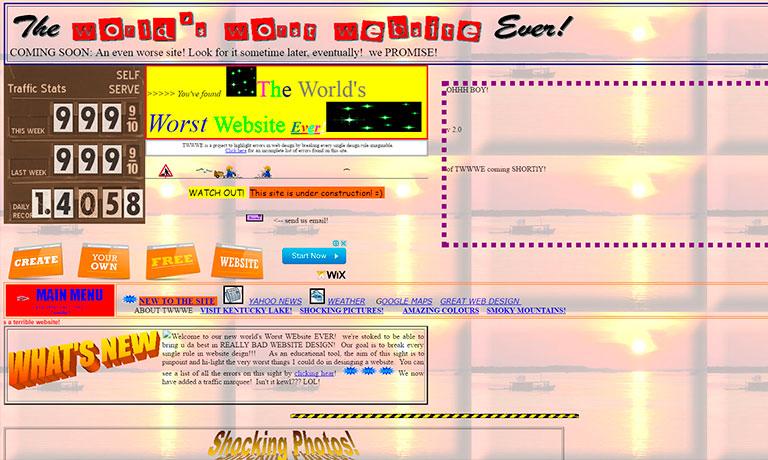 Es hora de rediseñar tu sitio web