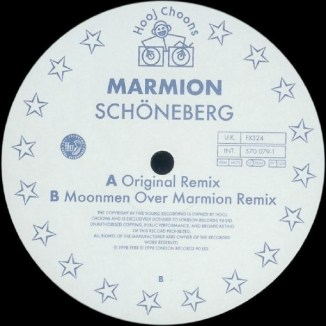 12-Inch-Vinyl-Marmion-Schoenebeg-1998-UK-Label-Seite