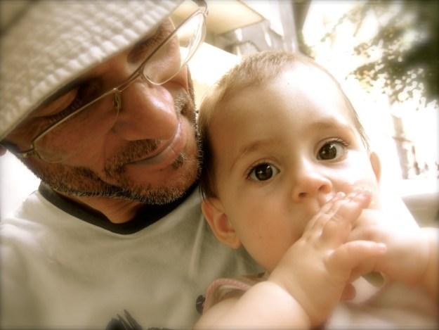 Biografie | Marcos López und Tochter Evi