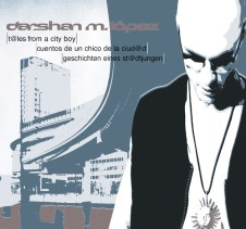 CD-Cover Darshan M. López Tales From A Cityboy
