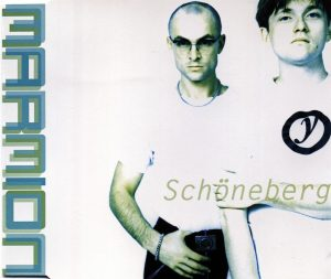"CD-Single Marmion ""Schoeneberg"" 1996"