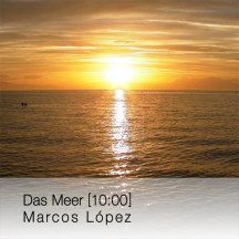 Cover - Das Meer © Marcos Lopez