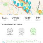 Ein Sonntagmorgenlauf durch Berlin