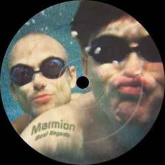 """Das Label der 12-Inch von Marmion """"Best Regards"""""""