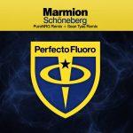 Das Cover von Marmion - Schöneberg mit dem PureNRG Remix und Sean Tyas Remix