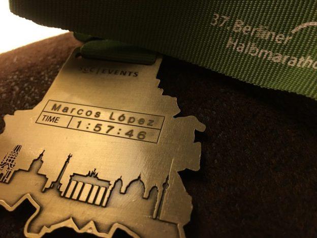 Mein erster Halbmarathon – der 37. Berliner Halbmarathon