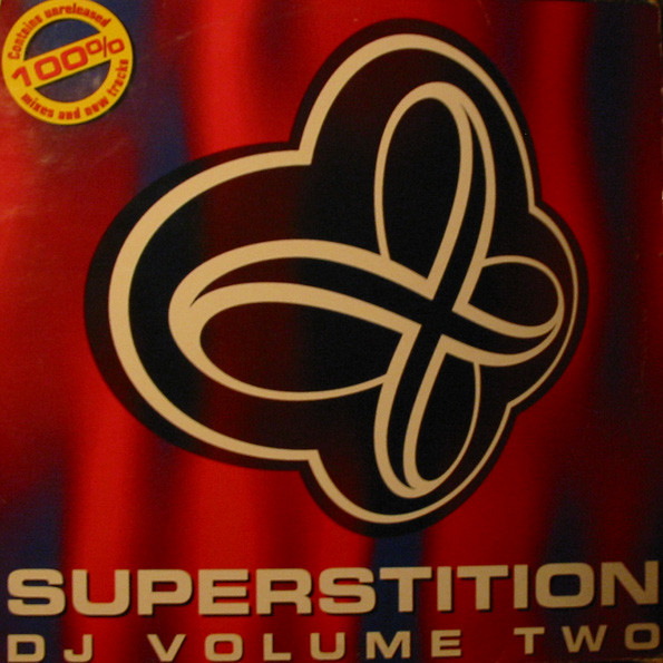 Das Cover des Doppel-Albums Superstition DJ Volume 2