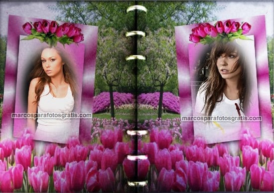 marcos para dos fotos