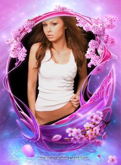 marcos de fotos de cherry blossom