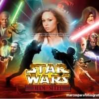 Marcos de fotos de Star Wars