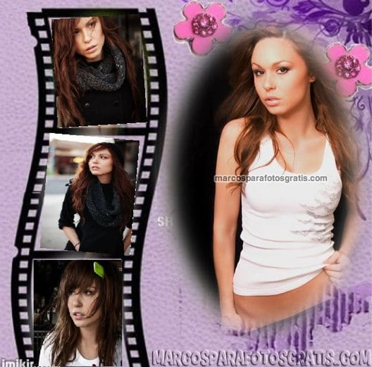 marcos de fotos para 4 fotos