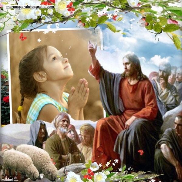 mejores marcos de fotos cristianos