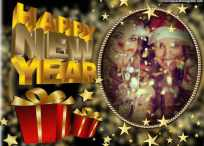 20 Modelos de marcos de fotos de Año Nuevo