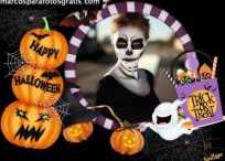 10 Modelos de fotomontajes de Halloween para editar gratis