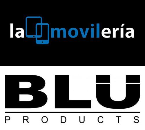 BLU: la marca americana disponible en La Movilería