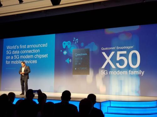 La red 5G está más cerca gracias al X50 de Qualcomm