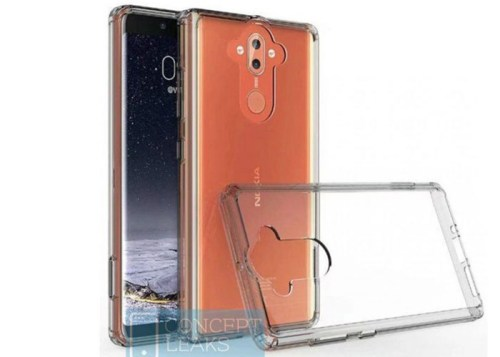 El Nokia 9 deja verse en imagenes y su fecha de presentación ha sido confirmada