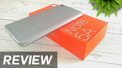 Xiaomi Redmi Note 5A – Review y Experiencia