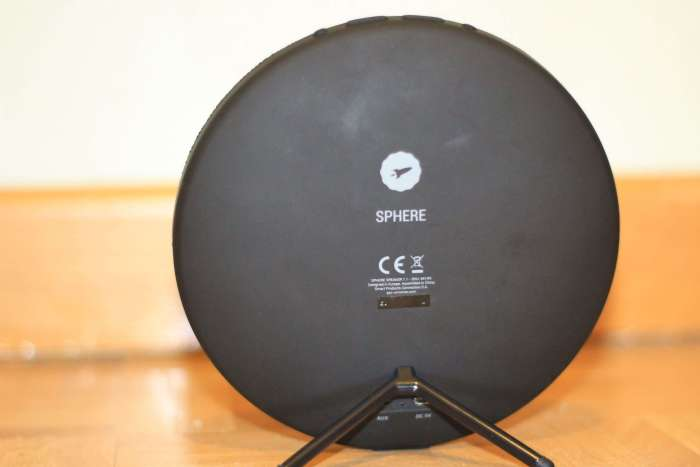 SPC Sphere-trasera