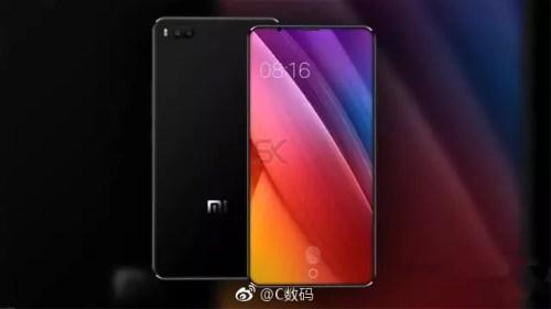 Xiaomi Mi 7 y Samsung Galaxy S9 en el MWC 2018
