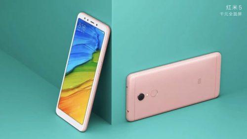 Análisis del nuevo Xiaomi Redmi 5