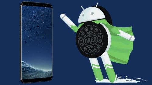 Los dispositivos Samsung Galaxy que actualizaran a Android 8.0 Oreo