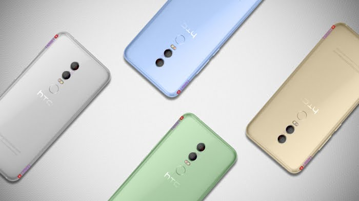 HTC U12 Plus filtrado