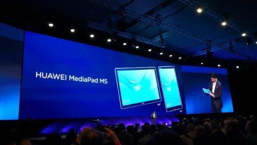 Asi son las Nuevas MediaPad M5.