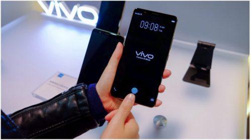 VIVO XPLAY 7 primer Smartphone con 10GB de RAN, 512GB de memoria interna y lector de huellas dactilares en pantalla