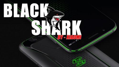 Black Shark, primer smartphone gaming de Xiaomi