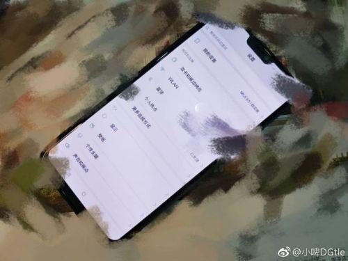 """Se filtran imágenes del Xiaomi Mi 7 con """"Notch"""" y lector de huellas bajo pantalla"""