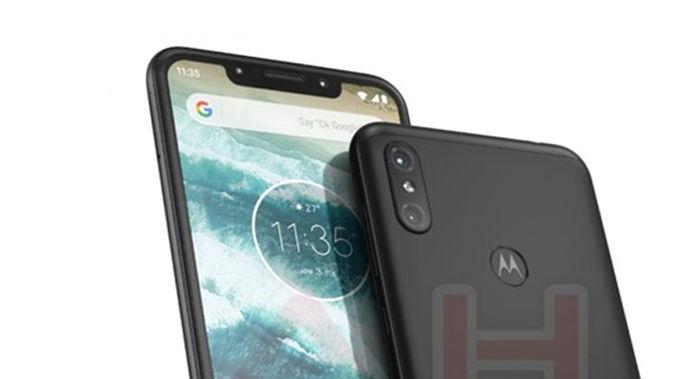Motorola con notch